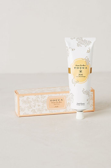 Tocca Stella hand cream