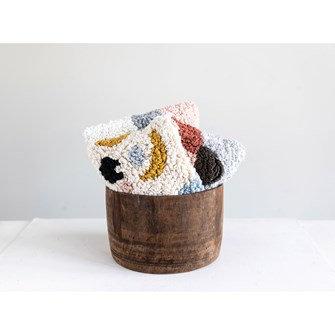 cotton multi loop pouches