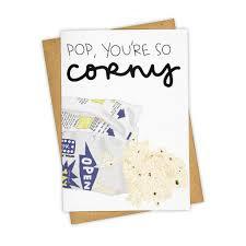 pop, you're so corny