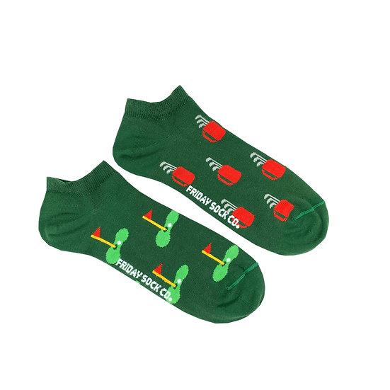 Friday Socks. Golf Ankle Mens