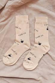 Mimi & August Cafe Yo socks