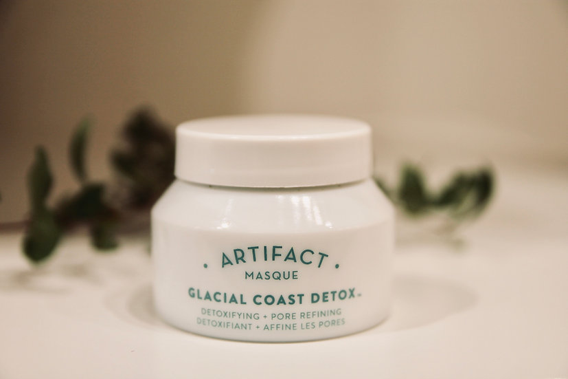 Artifact Glacial Coast Detox Masque
