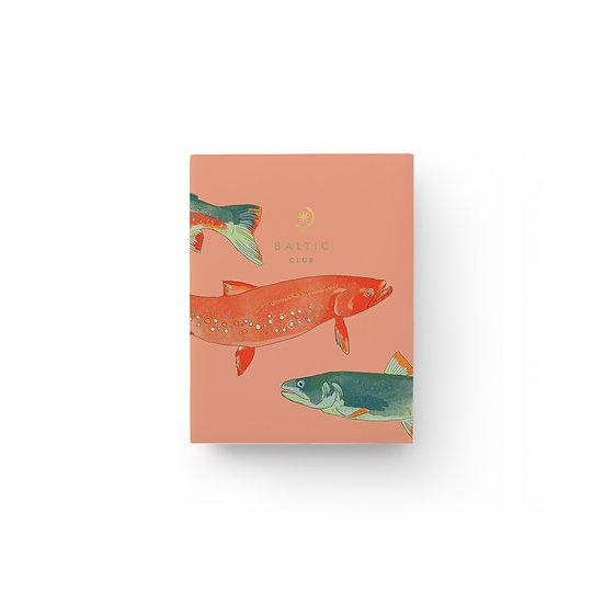 Nunavut Fish pocket notebook