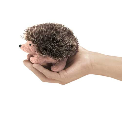 Mini Hedgehog Puppet