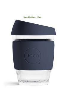 Joco glass cup Navy
