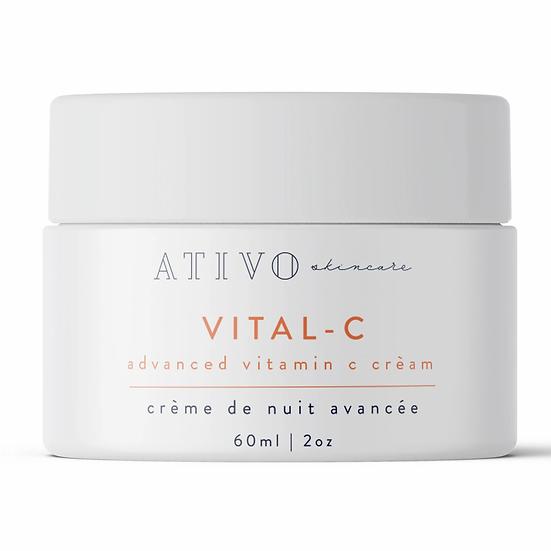 Ativo Vital C face cream