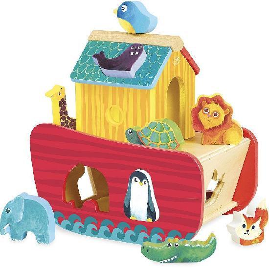 Animal Ark shape sorter
