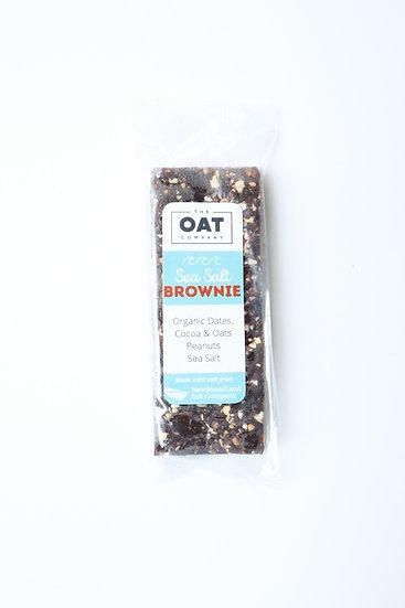 Sea Salt Brownie energy bar