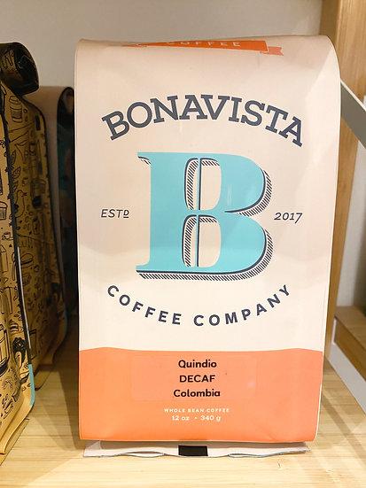 Bonavista Coffee Decaf Columbian