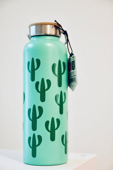 Danica Cactus Water Bottle