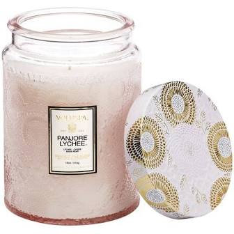 Panjore Lychee Candle