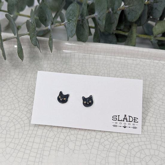Slade Kitty Earrings