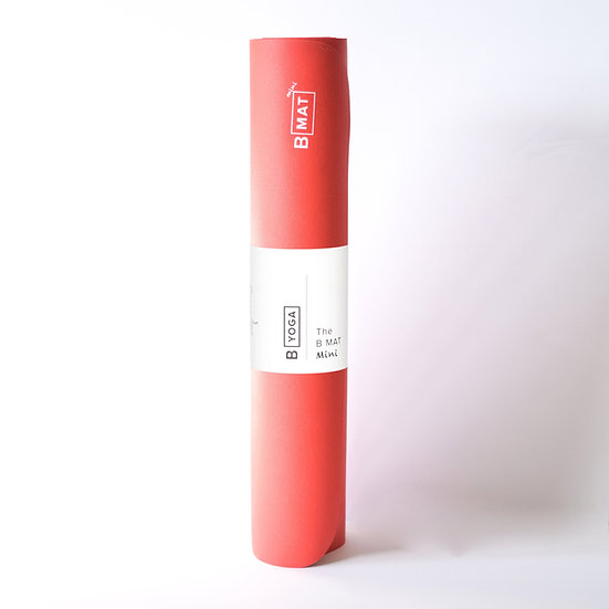 B Mat Mini sunrise red