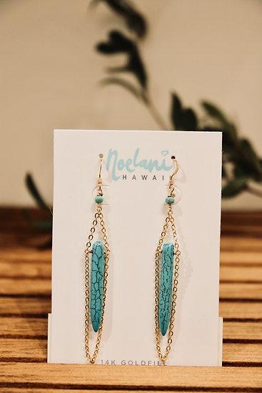 Noelani Huahine Earring