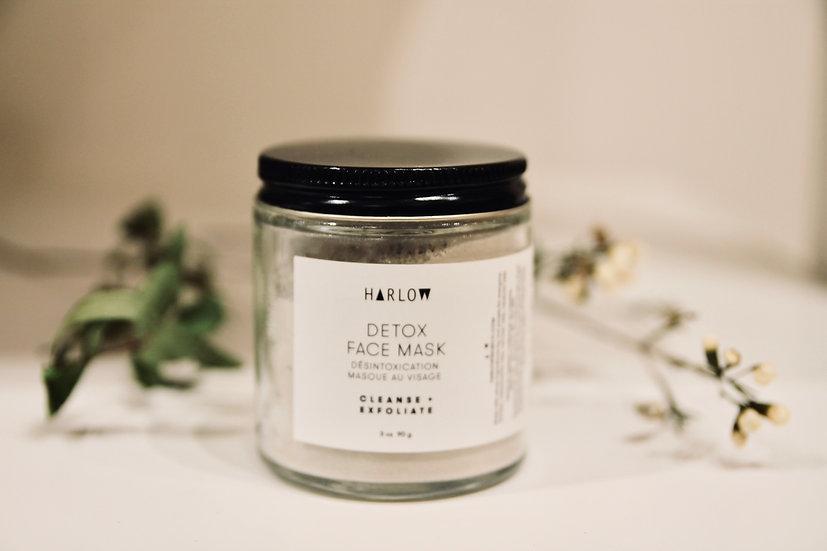 Harlow Detox Face Mask