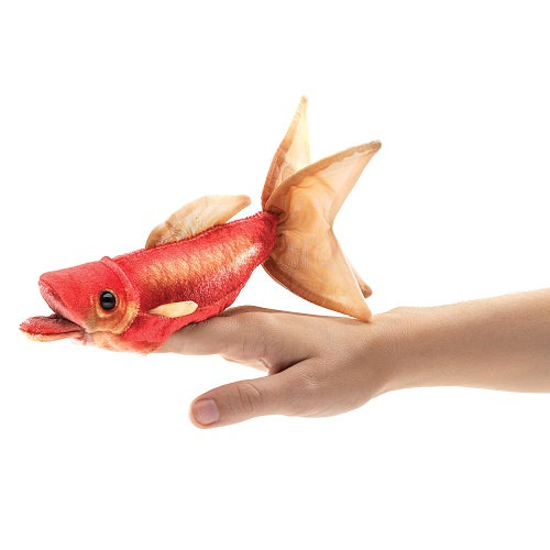 Mini Goldfish Puppet