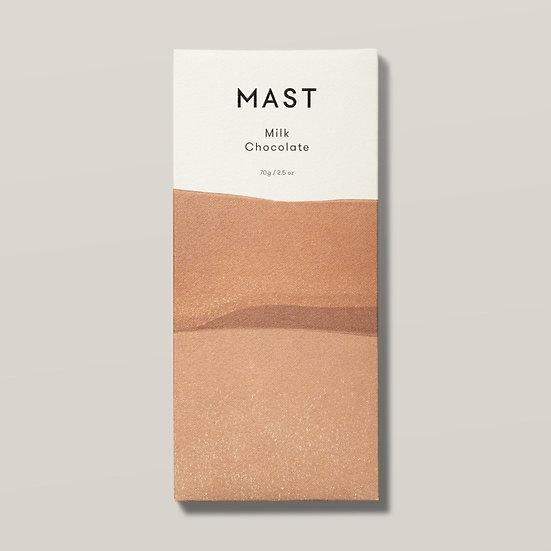 Mast Milk Chocolate bar