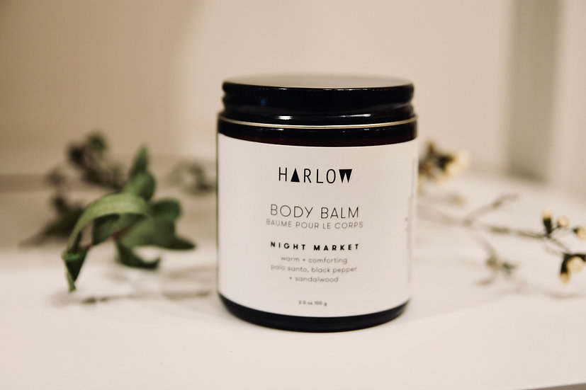 Harlow Night Market Body Balm