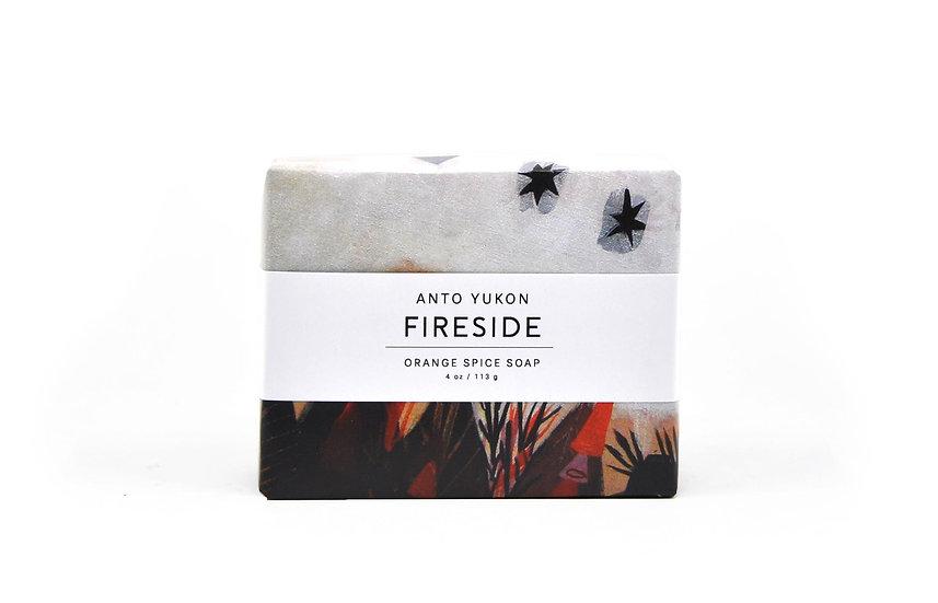 Anto Yukon Fireside soap