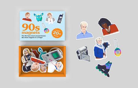 90's Magnet set