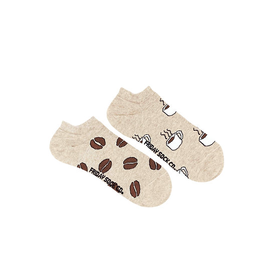 Friday Socks. Coffee Women