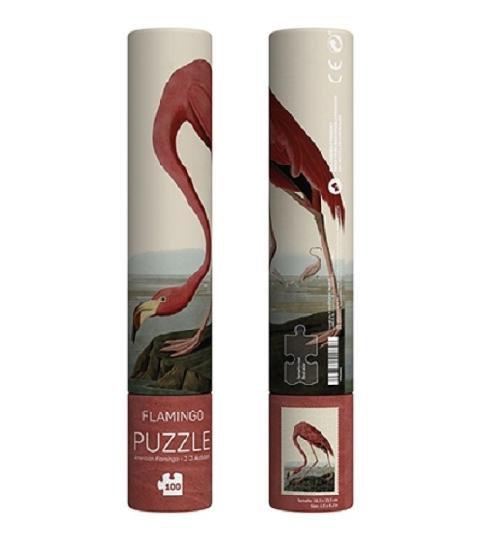 Mini Flamingo puzzle