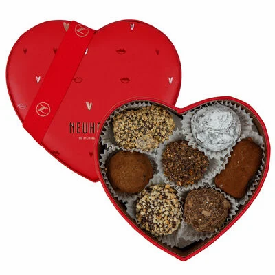 Neuhaus Chocolate Heart box