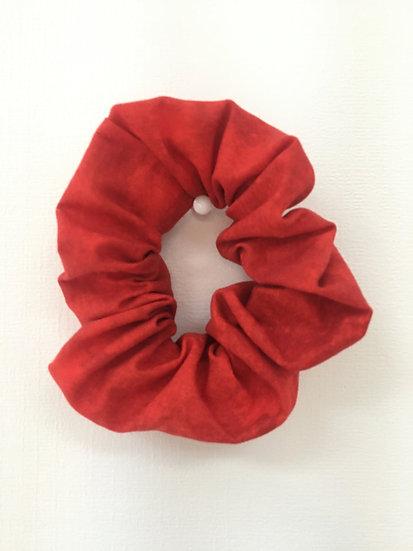 Scrunchie Rouge