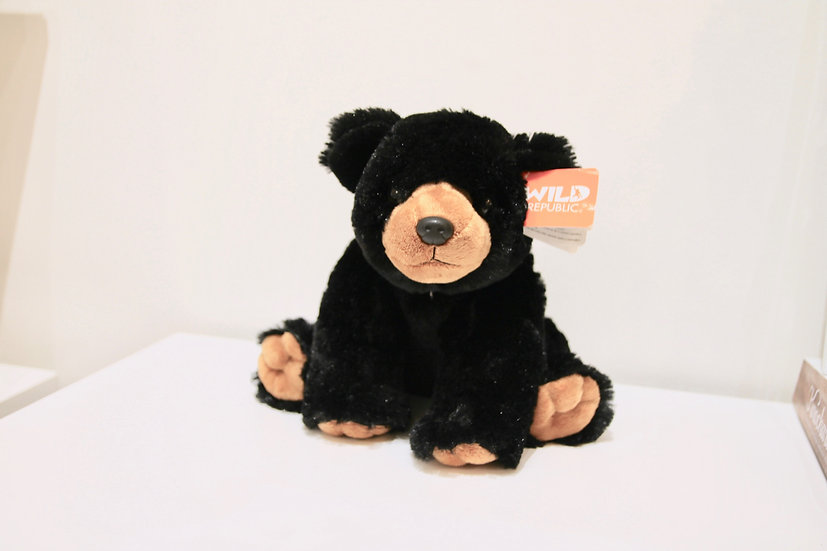 Wild Republic Black Bear