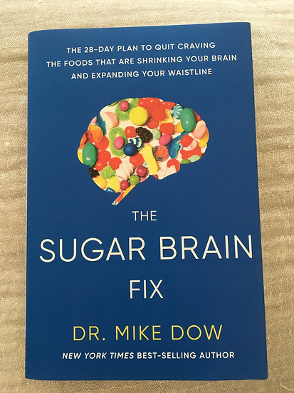 Sugar Brain fix book