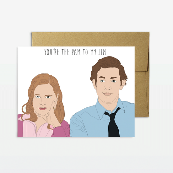 Pam to my Jimcard