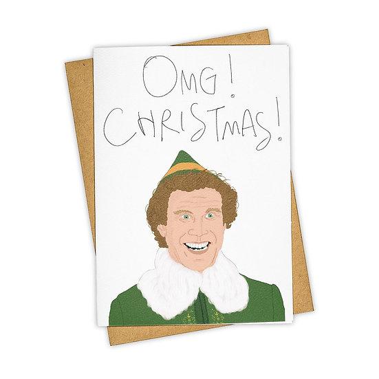 OMG! Christmas!
