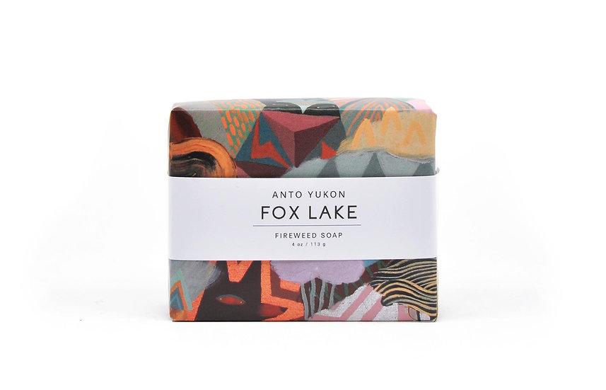 Anto Yukon Fox Lake soap