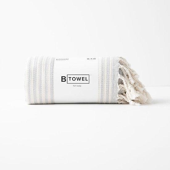 B Yoga Towel Body
