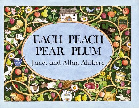 Each Peach Plum Pear book