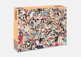Friends Puzzle 500pc