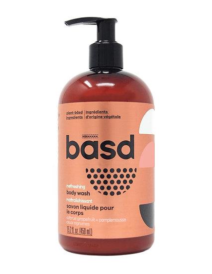 Base Citrus Grapefruit body wash