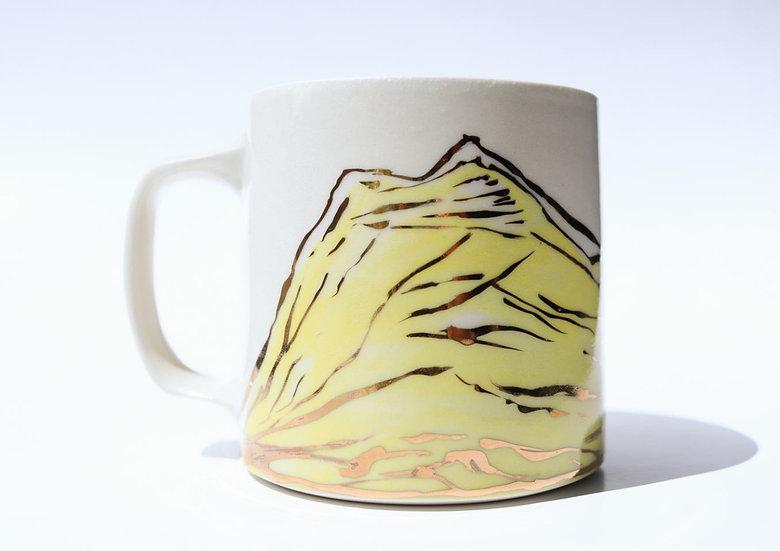 MountainMug Yellow