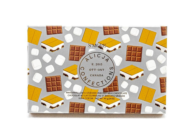 Alicja Confections S'More Bar