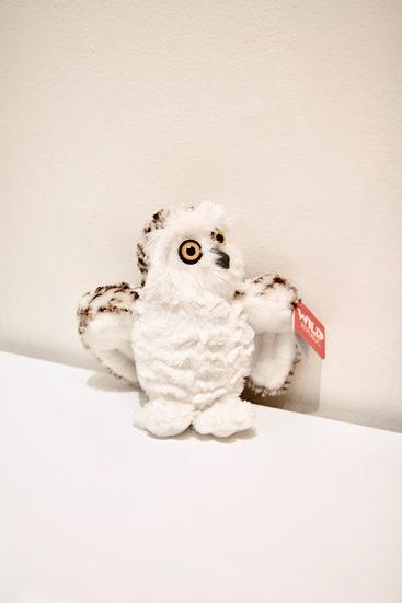 Wild Republic Snowy Owl