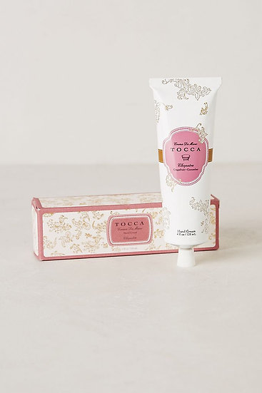 Tocca Cleopatrahand cream