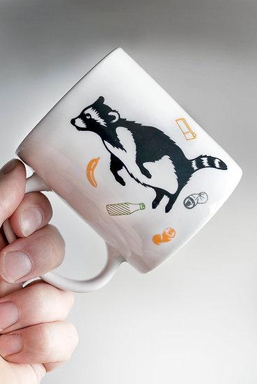 Trash Panda Mug