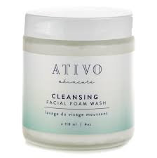 Ativo Face cleanser