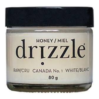 Drizzle Raw White honey 80g
