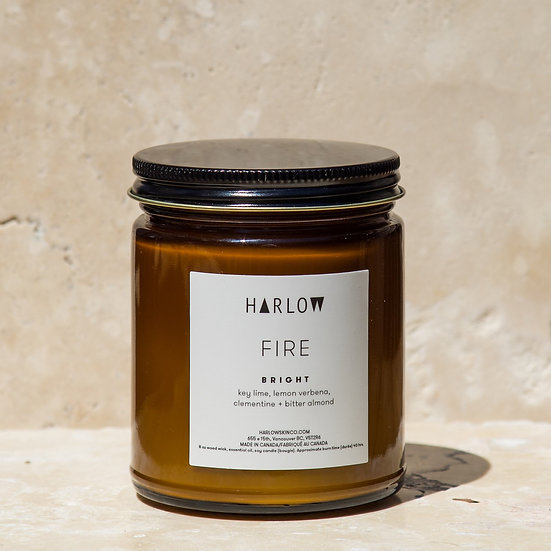 Harlow Fire- Bright