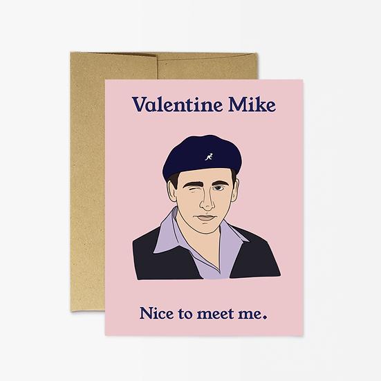 Valentine Mike