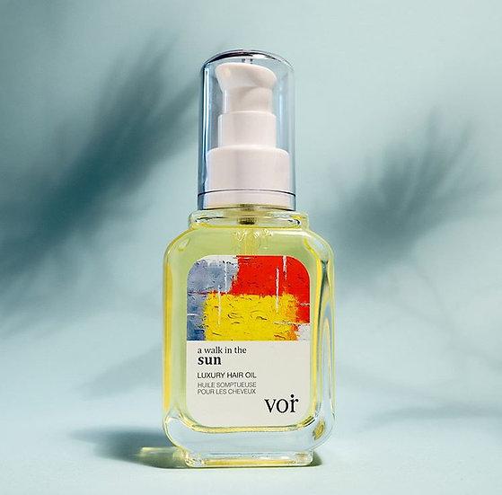 Voir Hair Oil
