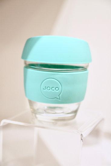 Joco Vintage Mint Glass Cup
