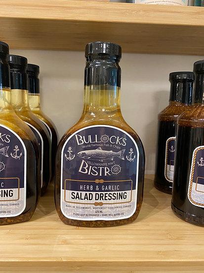 World Famous Bullocks Salad Dressing