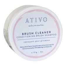 Ativo Brush cleaner